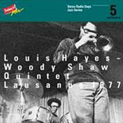 LAUSANNE 1977-SWISS RADIO DAYS JAZZ SERIES VOL.5 (ジャズCD)