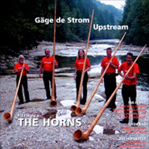 PAUL HAAG AND THE HORNS / UPSTREAM/GAGE DE... (ジャズCD)