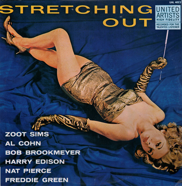 Stretching Out / Zoot Sims