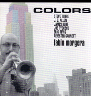 FABIO MORGERA / COLORS (ジャズCD)