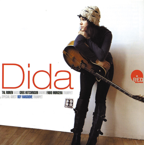 Dida Pelled / Plays And Sings (ジャズCD)