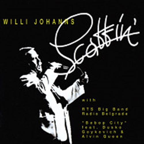 Willi Johanns / Scattin' (ジャズCD)