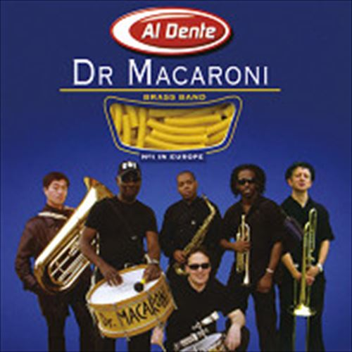 Dr.Macaroni Brass Band / Al Dente (ジャズCD)