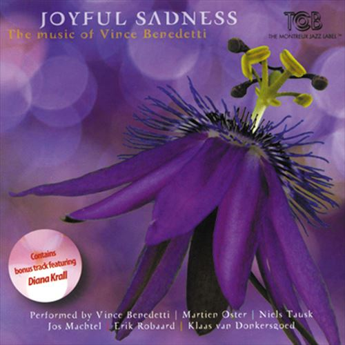 THE MUSIC OF VINCE BENEDETTI / JOYFUL SADNESS (ジャズCD)