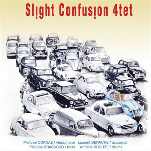 SLIGHT CONFUSION 4TET / SLIGHT CONFUSION 4TET(ジャズCD)