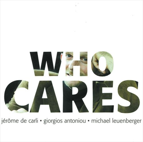 JEROME DE CARLI TRIO / WHO CARES (ジャズCD)