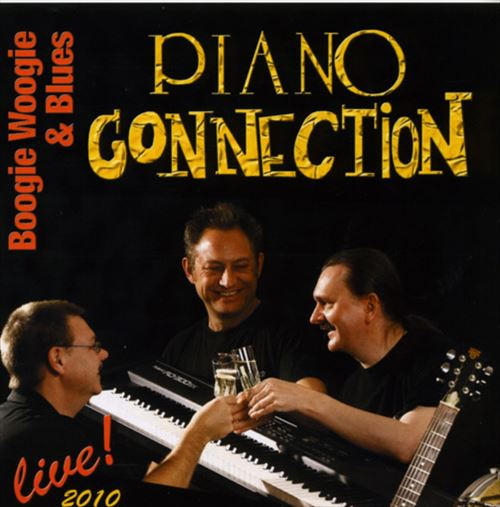 PIANO CONNECTION / LIVE! 2010  - BOOGIE WOOGIE & BLUES (ジャズCD)