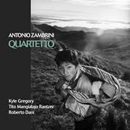ANTONIO ZAMBRINI / QUARTETTO (ジャズCD)