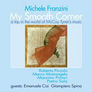 MICHELE FRANZINI / MY SMOOTH CORNER (ジャズCD)