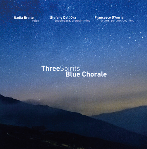 THREE SPIRITS / BLUE CHORALE(ジャズCD)