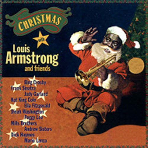 VARIOUS / CHRISTMAS WITH LOUIS ARMSTRONG&FRIENDS (ジャズCD)