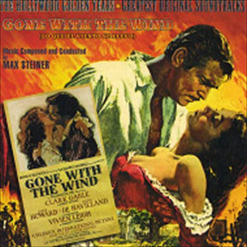 O.S.T. - MAX STEINER - GONE WITH THE WIND - CD