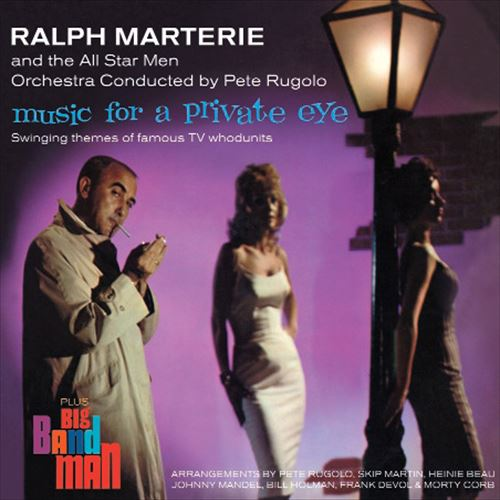 Ralph Marterie / Ralph Marterie And The All Star Men Orchestra Conducted By Pete