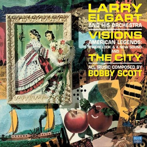 VISIONS! & THE CITY(2 LP ON 1 CD)