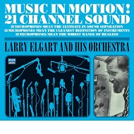 MUSIC IN MOTION! 21 CHANNEL SOUND (2LP ON 1CD)