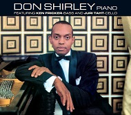Don Shirley / DON SHIRLEY PIANO (2 LP ON 1 CD)