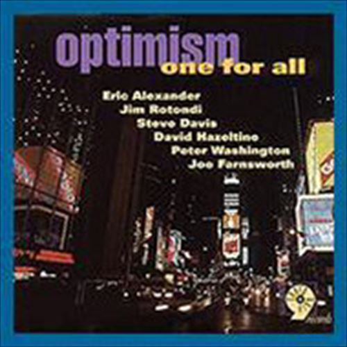 OPTIMISM (ジャズCD) / ONE FOR ALL