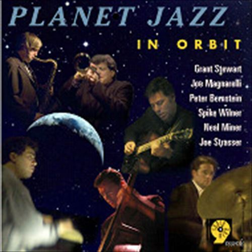 PLANET JAZZ / IN ORBIT (ジャズCD)