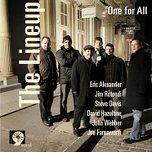THE LINEUP (ジャズCD) / ONE FOR ALL