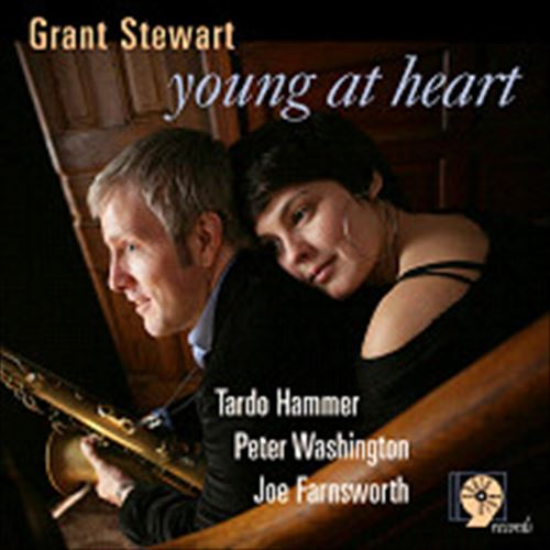 GRANT STEWART / YOUNG AT HEART (ジャズCD)