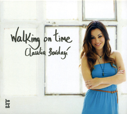 Claudia Bardagi / Walking On Time(ジャズCD)