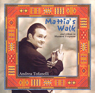 MATTIA'S WALK-TRIBUTE TO MAYNARD FERGUSON (ジャズCD)
