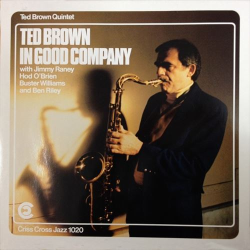 TED BROWN QUINTET / GOOD COMPANY