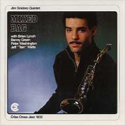 JIM SNIDERO QUINTET / MIXED BAG
