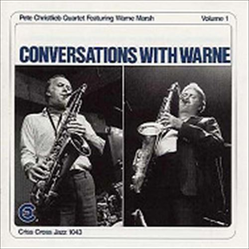 CONVERSATIONS WITH WARNE VOL.1 (ジャズCD)