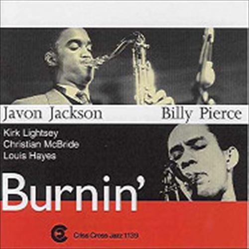 Javon Jackson / Billy Pierce Quintet / Burnin' (ジャズCD)