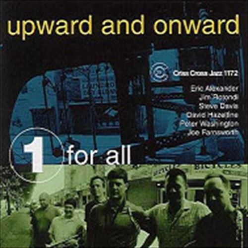 UPWARD AND ONWARD (ジャズCD) / ONE FOR ALL