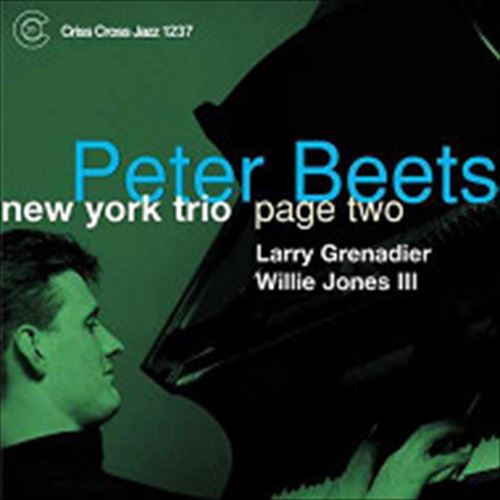 PETER BEETS TRIO / NEW YORK TRIO-PAGE TWO (ジャズCD)