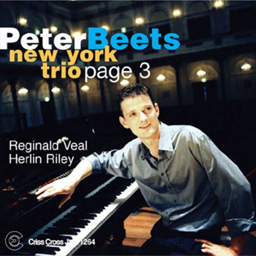 PETER BEETS / NEW YORK TRIO PAGE 3 (ジャズCD)