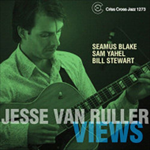 Jesse Van Ruller / Views (ジャズCD)