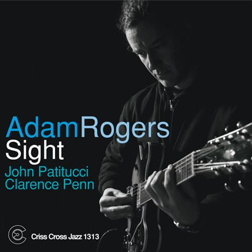 Adam Rogers / Sight (ジャズCD)