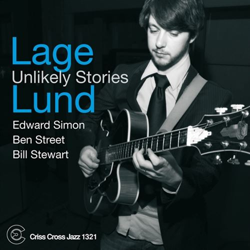 LAGE LUND / UNLIKELY STORIES (ジャズCD)