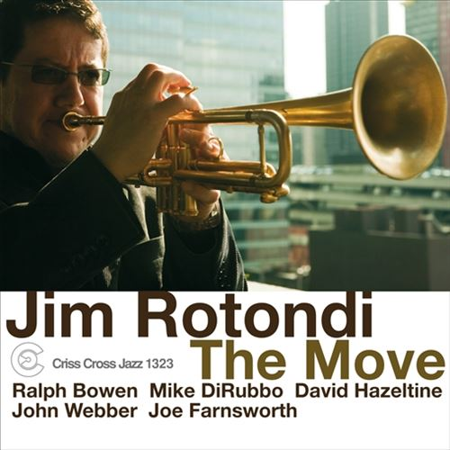 JIM ROTONDI / THE MOVE (ジャズCD)