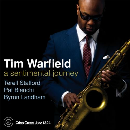 TIM WARFIELD / A SENTIMENTAL JORNEY (ジャズCD)