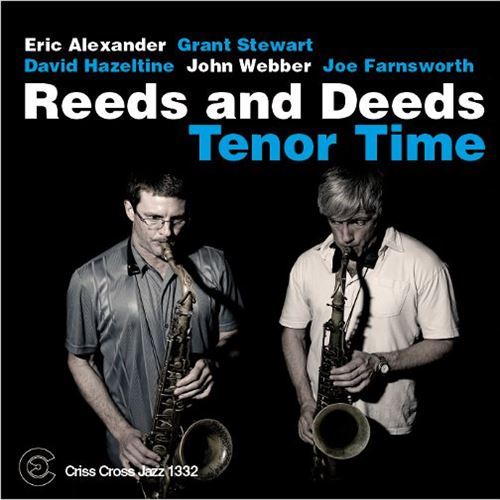 REEDS AND DEEDS / TENOR TIME (ジャズCD)