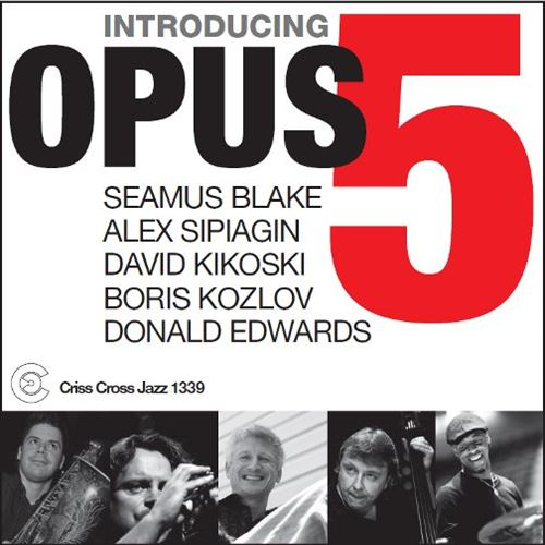 OPUS 5 / INTRODUCING OPUS 5 (ジャズCD)