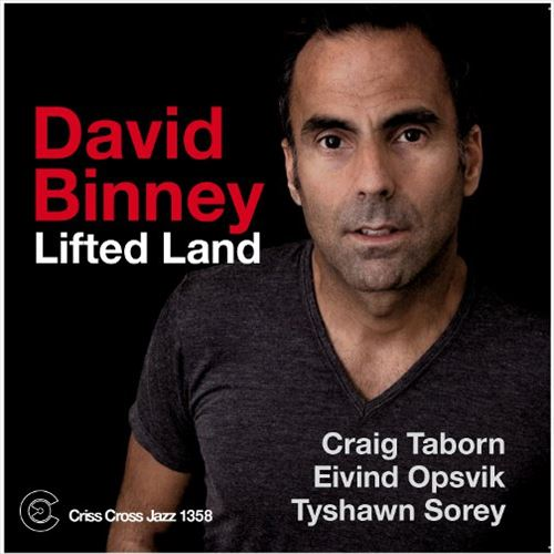 DAVID BINNEY / LIFTED LAND (ジャズCD)