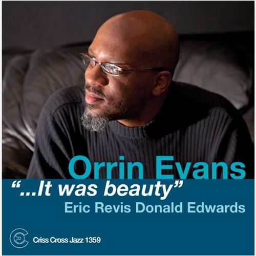 Orrin Evans / It Was Beauty (ジャズCD)