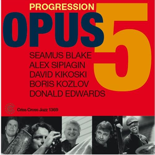Opus 5 / Progression (ジャズCD)