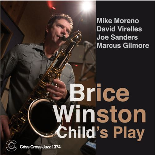 BRICE WINSTON / CHILD'S PLAY(ジャズCD)