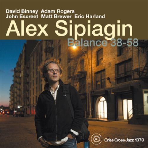ALEX SIPIAGIN / BALANCE 38-58