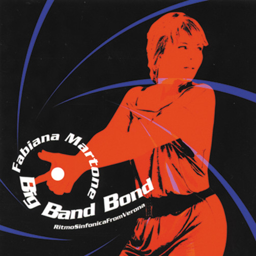 Ritmo Sinfonica From Verona / Fabiana Martone Big Band Bond (ジャズCD)