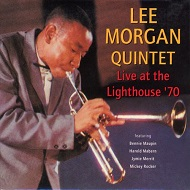 LEE MORGAN QUINTET / LIVE AT THE LIGHTHOUSE '70(2CD) (ジャズCD)