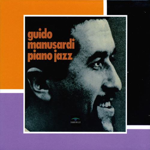 GUIDO MANUSARDI / PIANO JAZZ (ジャズCD)