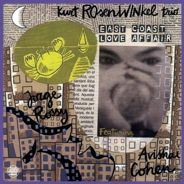 Kurt Rosenwinkel Trio / East Coast Love Affair (180 Gram)