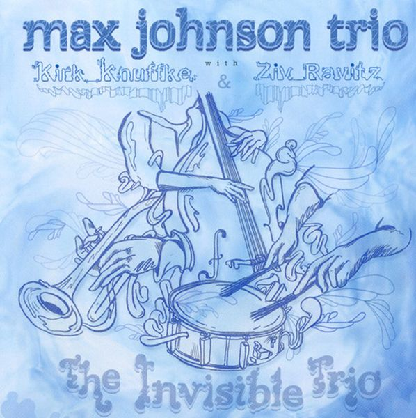 MAX JOHNSON / THE INVISIBLE TRIO(ジャズCD)